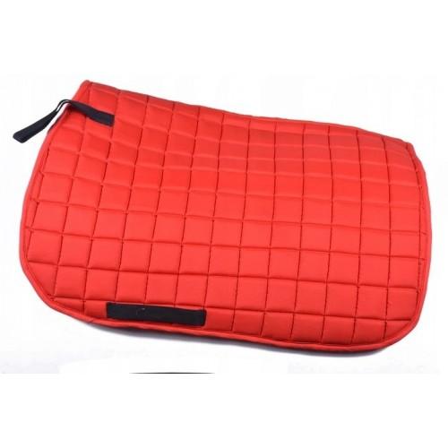 Czerwony pełny czaprak - rozmiar FULL